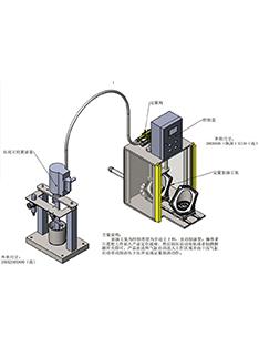 减速箱定量涂油解决方案