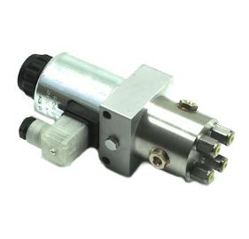电磁喷射定量润滑泵