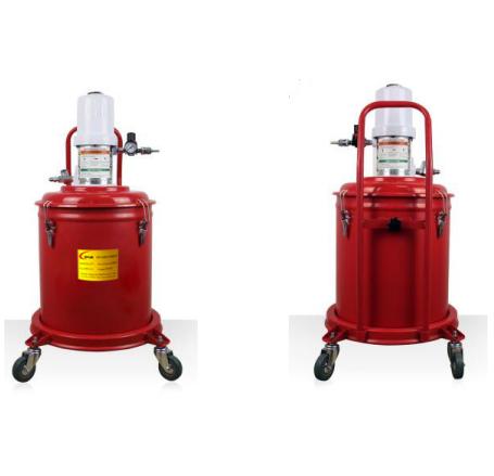 可移动式气动黄油机
